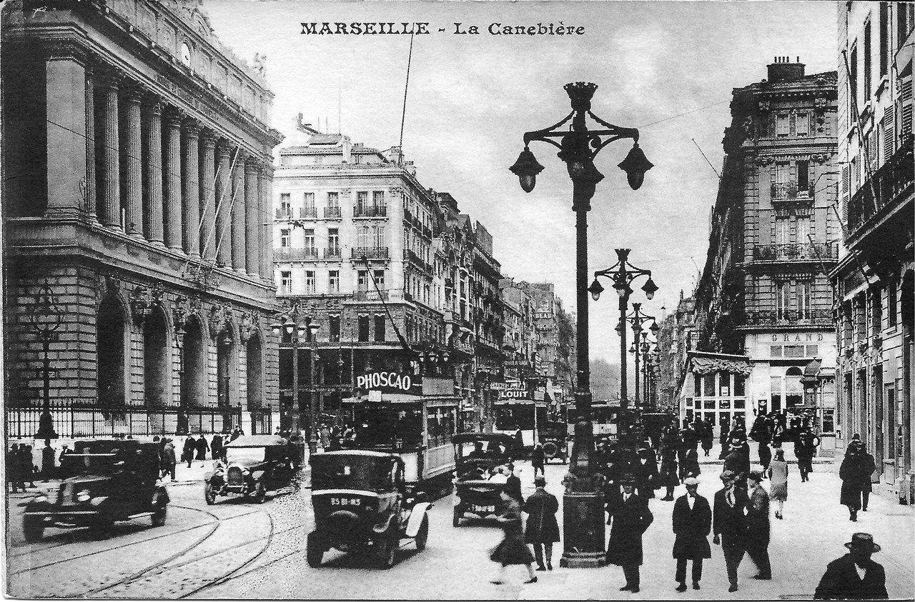 3 faits historiques de la ville de Marseille