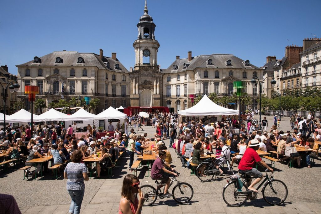 Week end à Rennes