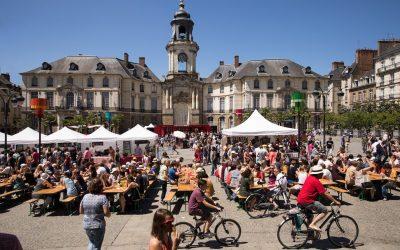 Un long week-end à Rennes