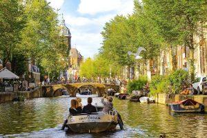 City break à Amsterdam